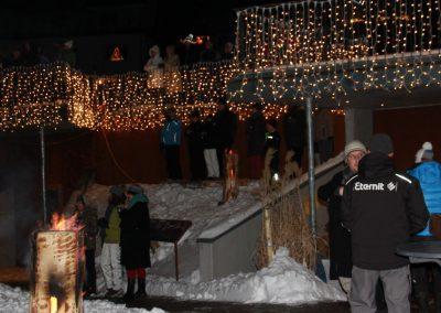 K3 - Kunst und Kultur im Keller 1. Winter Filmnacht unter freiem Himmel