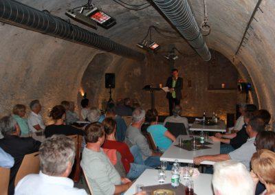 K3 - Kunst und Kultur im Keller Wein Comedy mit Ingo Konrads