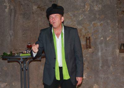 K3 - Kunst und Kultur im Keller mit Ingo Konrads