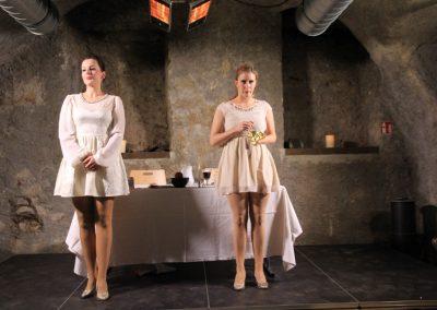 K3 - Kunst und Kultur im Keller mit Kleinkunst-Duo Pumpernickel
