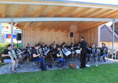 K3 - Kunst und Kultur im Keller Konzert mit Harmonika Verein Wälderbuebe Linach